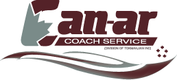 Coach Bus Services in Toronto and Southern Ontario